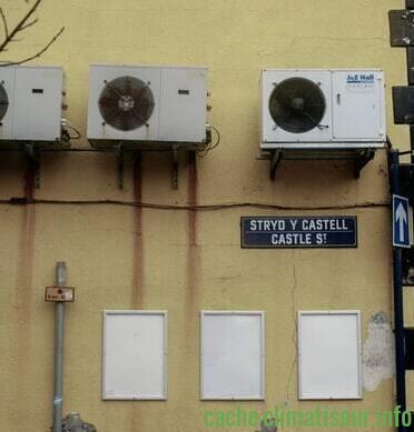 Protection pour les climatiseurs Daikin